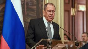 Lavrov: Medidas antiraníes de EEUU han dañado estabilidad mundial