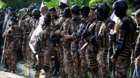 Fuerzas populares: EEUU sufrirá gran derrota si no abandona Irak