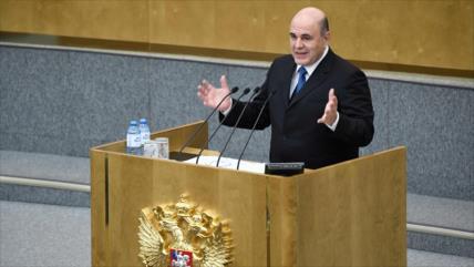 Duma aprueba candidatura de Mishustin como nuevo premier de Rusia