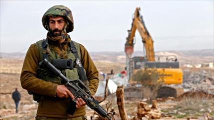 Israel roba más tierras so pretexto de crear reservas naturales