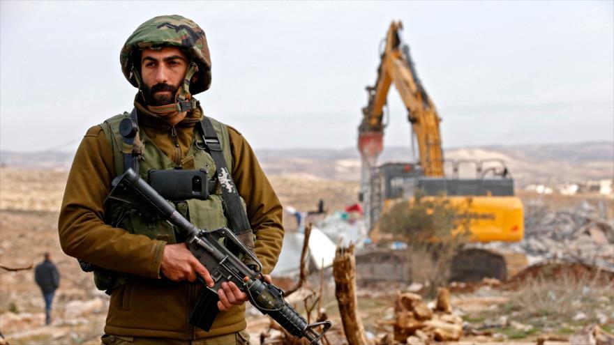Israel roba más tierras palestinas con excusa de crear reservas naturales