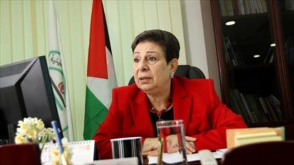 OLP repudia nuevo plan israelí para robar más tierras palestinas