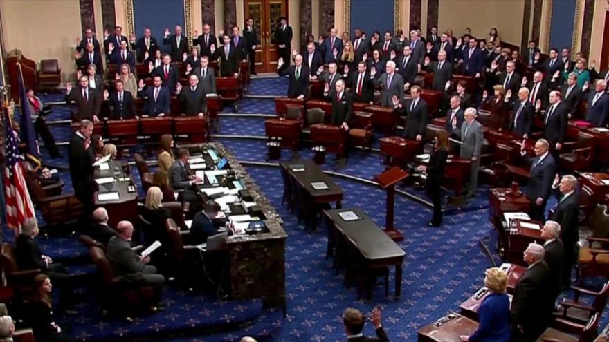 Huelgas en Francia. Impeachment a Trump. Impopularidad de Piñera