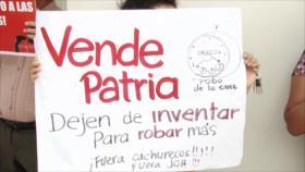 Hernández quiebra instituciones del Estado en Honduras