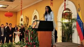 Venezuela: Poderes imperiales no pueden perjudicar lazos con China