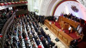 Chavismo denuncia injerencia y apoyo de Parlamento Europeo a Guaidó