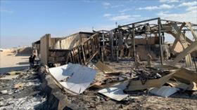 EEUU reconoce 11 soldados heridos en ataque con misiles de Irán