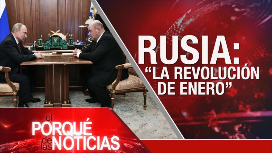 El Porqué de las Noticias: Acuerdo nuclear. Nuevo Gobierno en Rusia. Impeachment a Trump