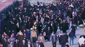 Rezo colectivo en Irán. Acuerdo nuclear. Impeachment a Trump