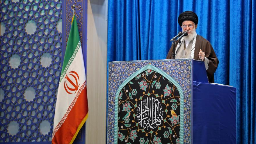 Líder de Irán denuncia que Europa sirve a los intereses de EEUU | HISPANTV
