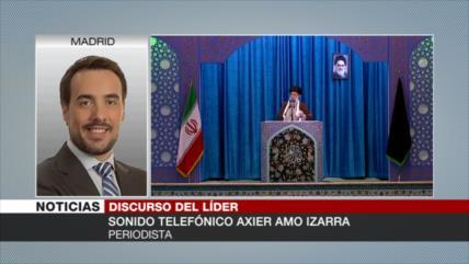 Izarra: EEUU es ocupante y su expulsión de la región es justicia