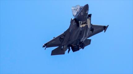 Rusia: EEUU envió 6 F-35 a frontera iraní antes de caída de avión