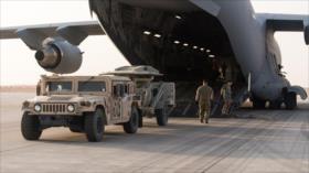 Arabia Saudí paga $ 500 millones por presencia de fuerzas de EEUU