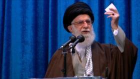 Discurso de Líder iraní. Rusia critica a Europa. Golpe a Morales