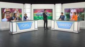 Foro Abierto: Bolivia, empieza la carrera hacia las generales de mayo