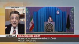 Martínez: Europa pierde por amenazas gansteriles de Trump