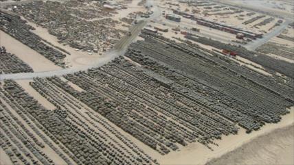 Bases de EEUU y el Reino Unido, bajo estricta protección en Kuwait