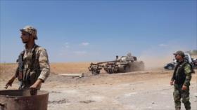 Siria repele ofensiva terrorista en Idlib y mata a 50 extremistas