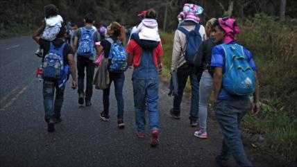 Zelaya culpa al neoliberalismo del flujo migratorio hacia EEUU