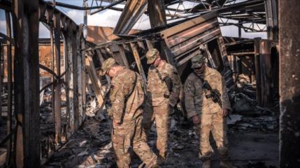 'Ataque de Irán contra Ain Al-Asad rompió líneas rojas de EEUU'