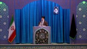 Discurso de Líder iraní. Protesta en Jordania. Chile en Crisis