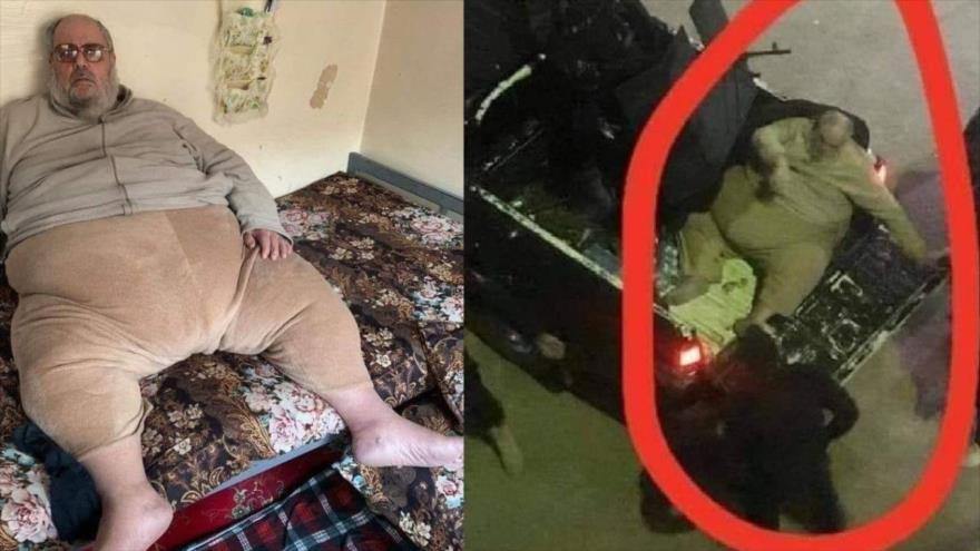 Shifa al-Nima, también conocido como Abu Abdul-Bari, cabecilla de EIIL (Daesh, en árabe).
