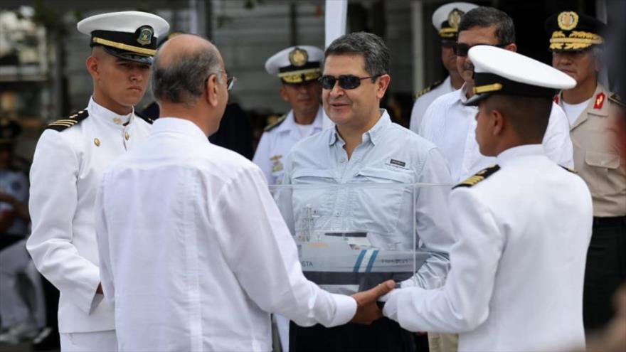 Hernández reitera que trasladará embajada de Honduras a Al-Quds   HISPANTV