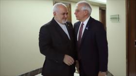 Canciller iraní exige a Borrell: Nunca le pidan permiso a un matón