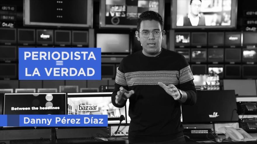 """En La Nube: El periodismo, """"profesión bajo fuego"""""""