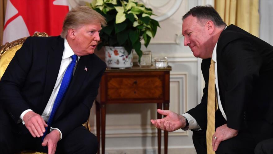 Trump busca destruir el pacto nuclear para impedir que EEUU vuelva | HISPANTV