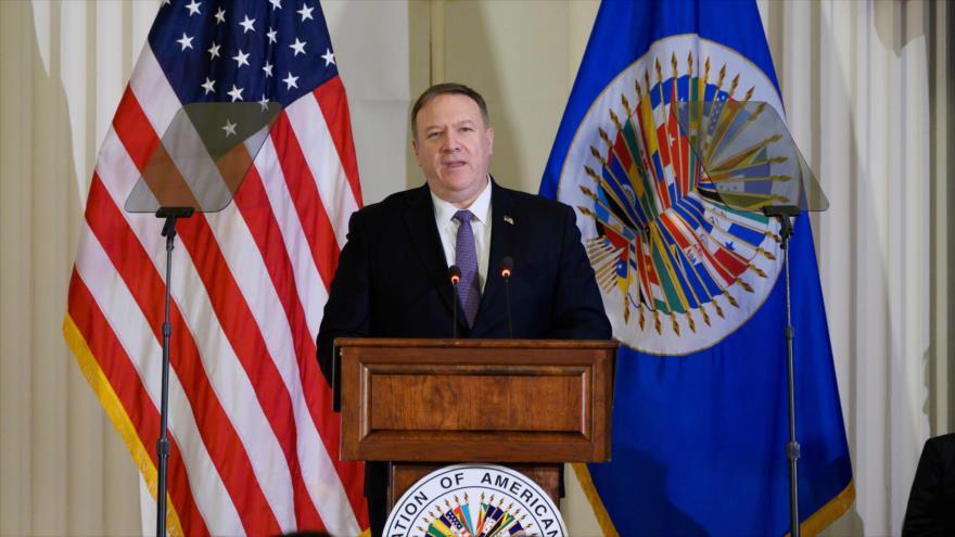 EEUU interfiere en América Latina por medio de la OEA   HISPANTV