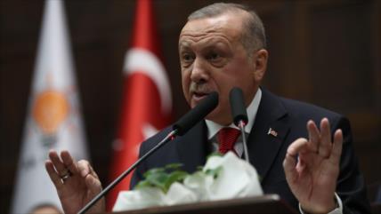 Erdogan alerta a Europa: Haftar fomenta el terrorismo en Libia