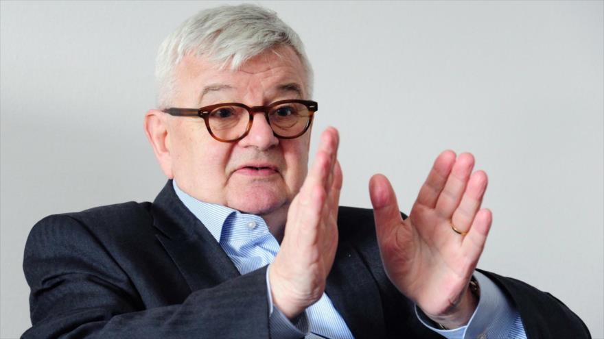El exsecretario de Asuntos Exteriores de Alemania, Joschka Fischer.