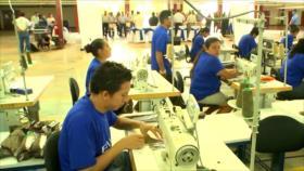 Exportaciones de zonas francas crecieron 5 % en 2019 en Nicaragua