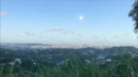 """Vídeo: Avistan en Puerto Rico un """"enorme"""" meteorito"""