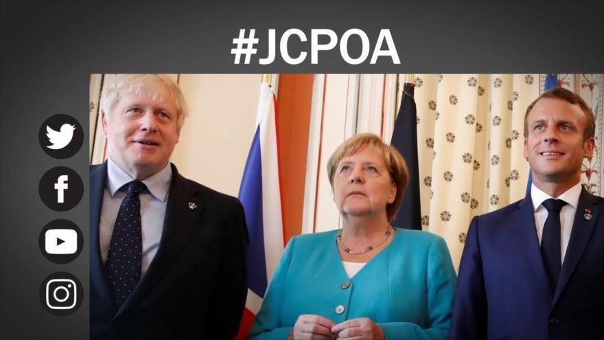 Etiquetaje: Europa pone en crisis el acuerdo nuclear iraní
