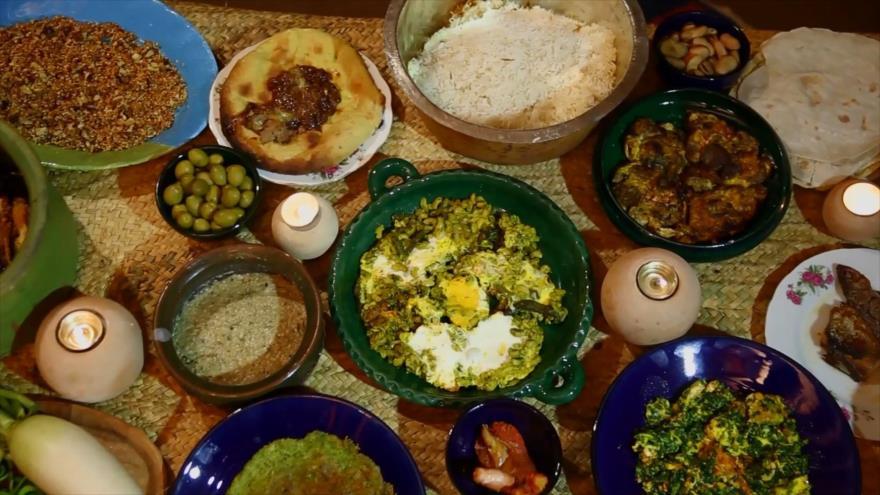 Irán: Las comidas de Guilán