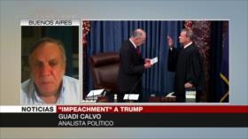 """""""Trump se ha ganado muchos enemigos dentro del Gobierno de EEUU"""""""