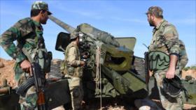 Siria está determinada a seguir la lucha antiterrorista