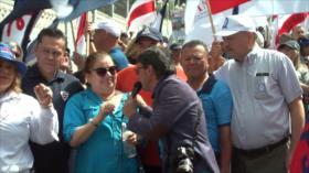 Aprueban en Costa Rica ley que limitará el derecho a huelga