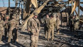 'Ataque misilístico de Irán rompió la gloria militar de EEUU'
