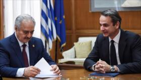"""Grecia expresa su tendencia a lanzar """"una guerra"""" contra Turquía"""