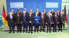 Cumbre sobre Libia. Represión en Chile. Migrantes hacia EEUU