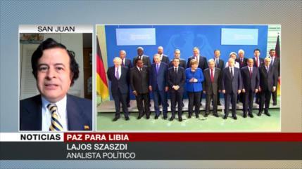 'La única paz que podrá lograrse en Libia será la del vencedor'
