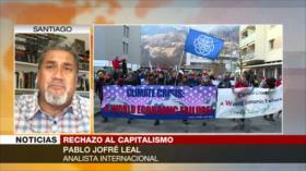 Jofré Leal: Los ricos evalúan en Davos cómo mantener su hegemonía