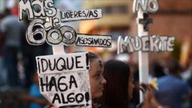Asesinan a otro líder social en Colombia, y ya son 25 en este 2020