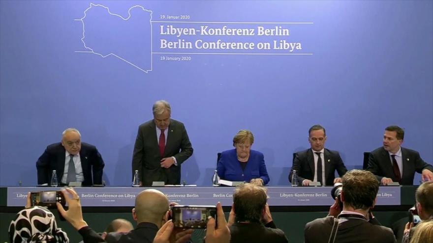 Cese al fuego en Libia. Protestas en Suiza. Lazos Venezuela-Irán