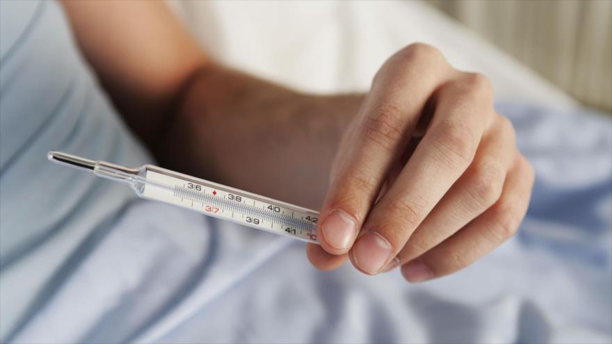 Estudio: La temperatura corporal promedio del hombre está cayendo