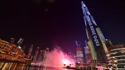 HAMAS denuncia participación de Israel en en EXPO 2020 de Dubái