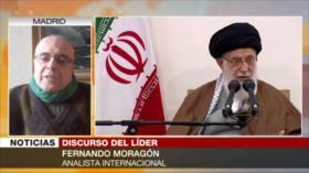 Moragón: Irán resiste al durísimo cerco impuesto por EEUU